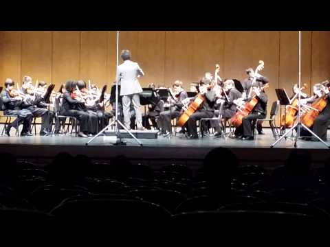 Killian Middle School Chamber Orchestra