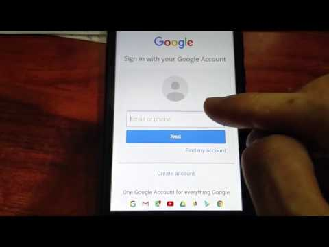 how to remove google account on wiko jerry android 5 or android 6