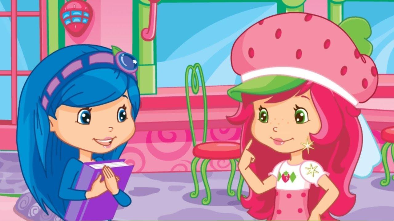 Strawberry Shortcake Berryfest Game Play Funny