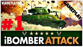 iBomber Attack (By Cobra Mobile Limited) iOS / Android Gameplay Video Part 1