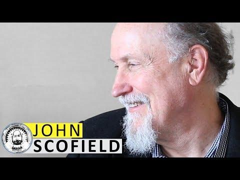 "John Scofield: ""My career has been playing with my idols"""