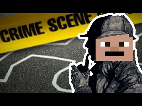 The NOOB Detective! Minecraft MURDER MYSTERY!!! Hypixel