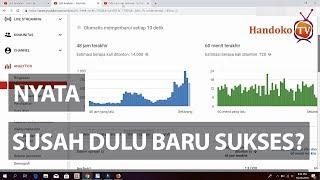 Ingin Menghasilkan Banyak Uang Dari YouTube? Simak Pengalaman Saya