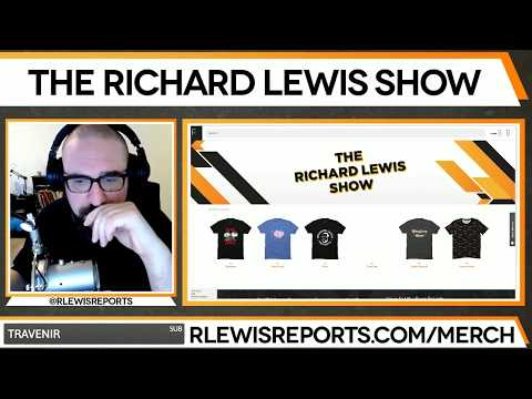 The Richard Lewis Show #73: Self Inflicted Shootings