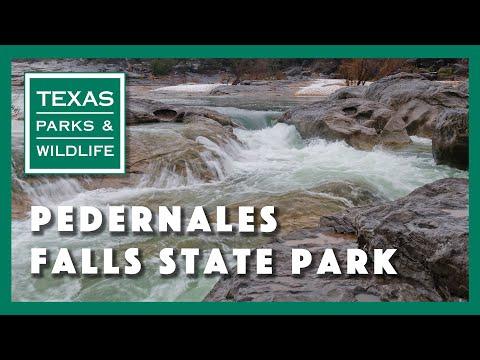 Pedernales Falls State Park Rv Park Near Johnson City Tx