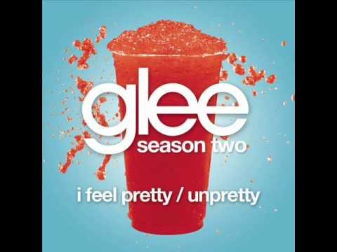 Glee - I feel pretty (SPED UP)