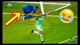 Situazioni Più DIVERTENTI Del Calcio 2017 #40 - Funny Moments, Goals, Autogoals, Skills