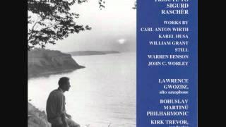"""JOHN C. WORLEY: """"Claremont Concerto"""" (1962): III: Molto Allegro"""