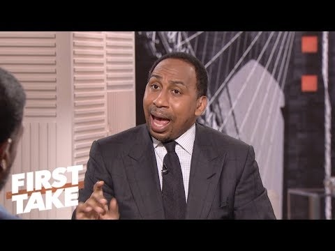 Stephen A. says Aaron Rodgers is the greatest quarterback he's ever seen | First Take | ESPN