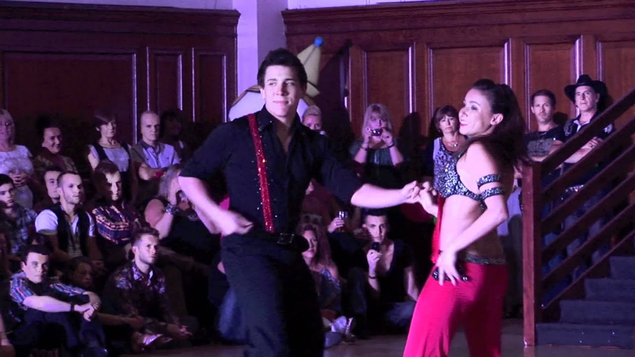 Dance your phd thesis 2011