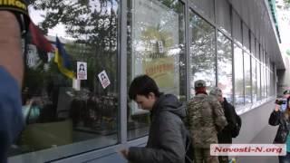 Видео Новости-N: Активисты провели акцию против \