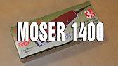 Машинка для стрижки Moser 1871-0072 Chrom Style Pro - Review .