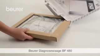 весы Beurer BF480