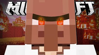 minecraft   angriest villager ever   sneaky assassins minigame