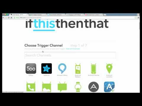How to Monitor Any Indiegogo Campaign With IFTTT