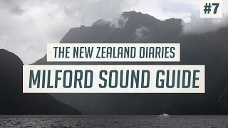 Milford Sound explained and reviewed ⛰ | Is it worth it? | New Zealand Guide #7