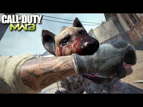 Call of Duty Modern Warfare 3 Sniper Mission Gameplay Veteran