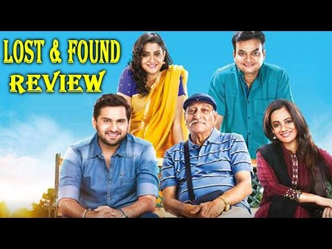 Lost and Found | Full Movie Review | Siddharth Chandekar, Spruha Joshi