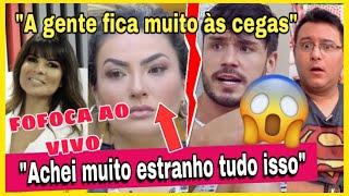 Chega ao FIM amizade de Thayse Teixeira e Lucas Viana + Mais um CASAL terminam o namoro