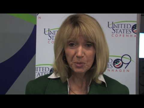 U.S. Geological Survey Director Dr. Marcia McNutt