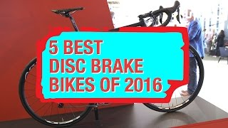 Five best disc brake bikes of 2016 | Cycling Weekly