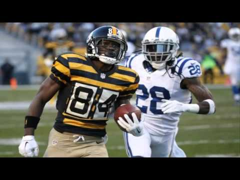 Roethlisberger throws 6 TDs as Steelers top Colts
