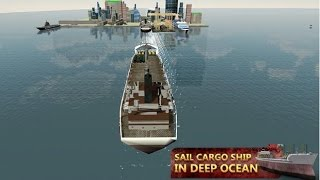 Heavy Machine Transporter Ship Android Gameplay HD