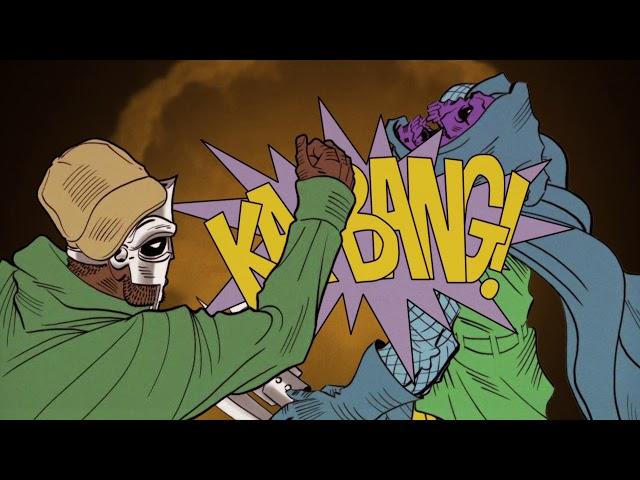 Czarface & MF Doom Collide In The Furious