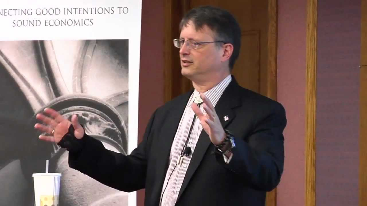 The False Promise of Green Energy (Prof. Andrew Morriss - Acton Institute)