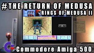 The Return Of Medusa: Rings Of Medusa II - Commodore Amiga 500 Gameplay Demo