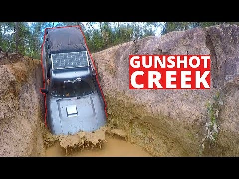 Coights Cape York Expedition Part 2 - Old Telegraph Track - 2019 - Y62, GU, D40