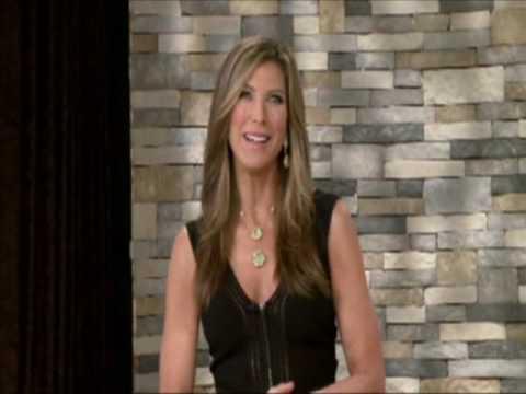 La Costa Organic Jewelry, Host, Julie Moran, wearing Persian Turquoise