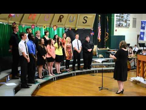 Woodsville High School [Select Vocal Ensemble] Performs 'Esto Les Digo'