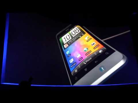 HTC unveils Salsa and ChaCha at MWC 2011