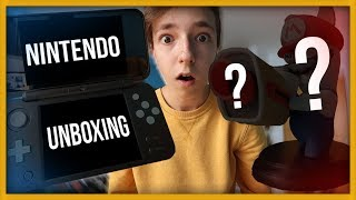 UNBOXING | New Nintendo 2DS XL | Mario + Rabbids Kingdom Battle Collector's Edition