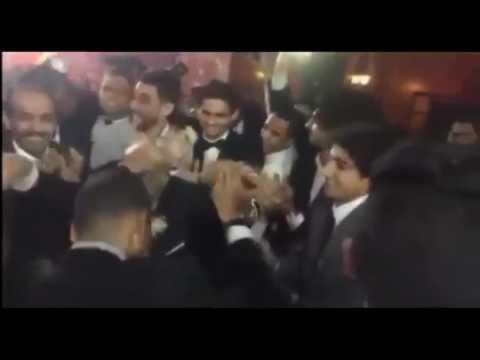 رقص جنوني لنجوم الأهلي في فرح مؤمن زكريا thumbnail