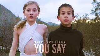 "Lauren Daigle's ""You Say"" | JT Church & Elliana Walmsley | Danny Lawn Choreo (@SWERVETVDANCE)"
