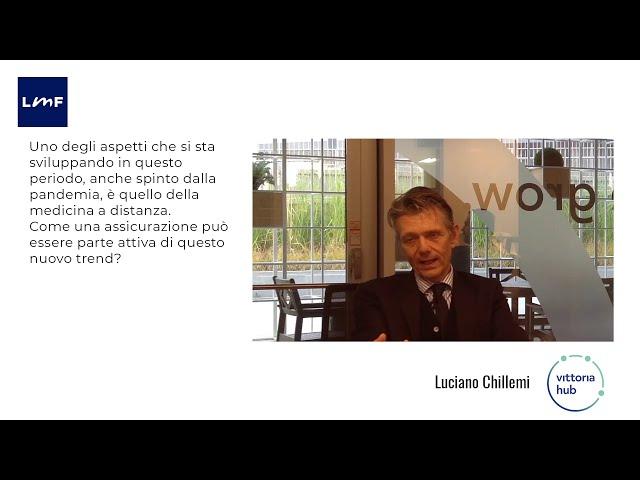 Vittoria Hub - Il ruolo delle assicurazioni nella medicina del futuro - Chillemi/Soresina