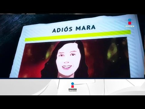 Así fue el último aliento de Mara Castilla | Noticias con Francisco Zea