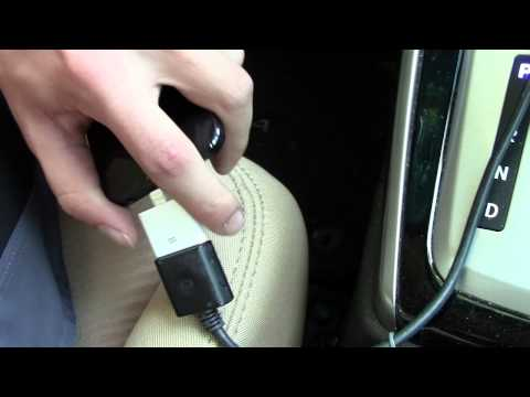 Apple Lightning to 30 Pin Adapter in Your Car!