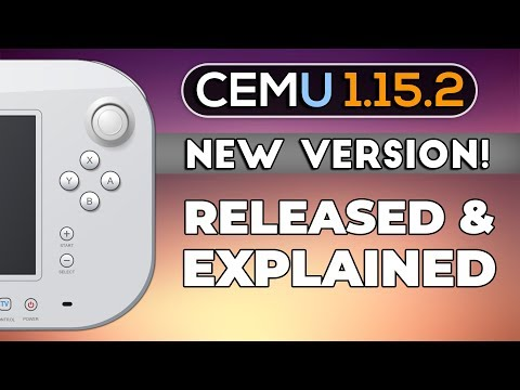 Cemu 1.15.2 News | Released On Patreon, Free February 4th