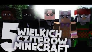 5 WIELKICH CZITERÓW MINECRAFT 2!