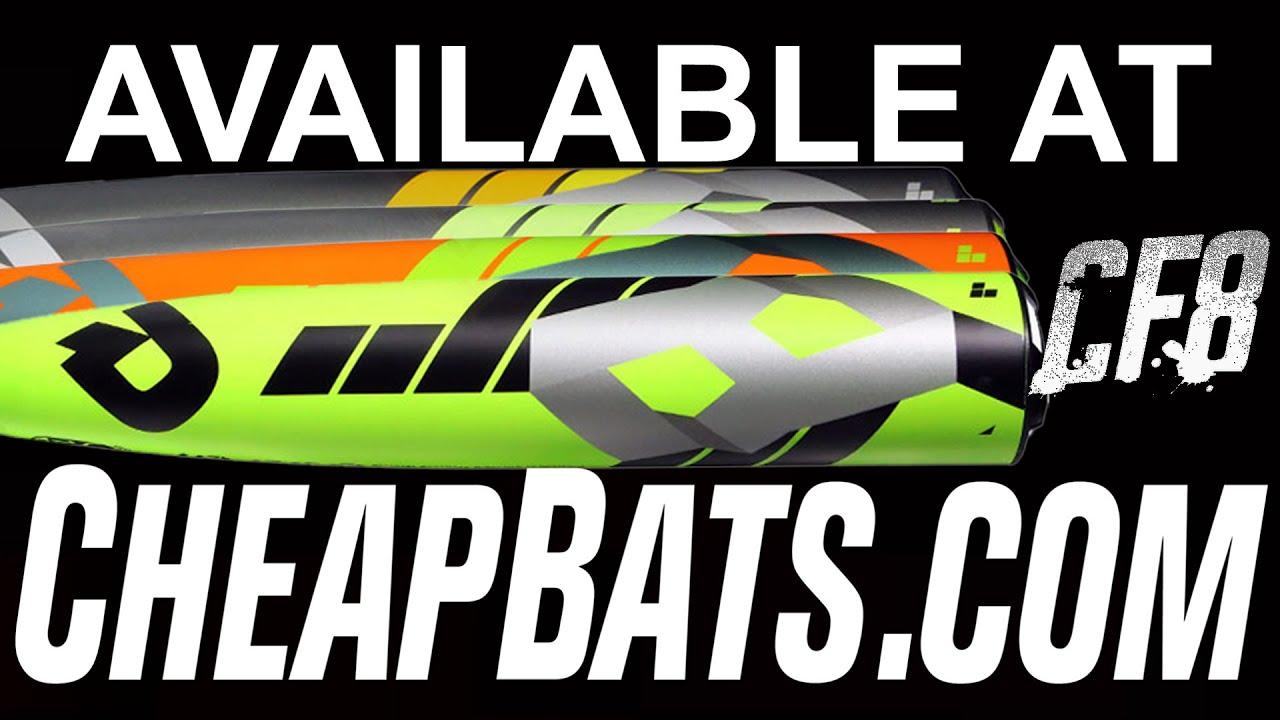 CHEAPBATS COM 2016 DeMarini CF8 Youth Big Barrel Baseball Bats