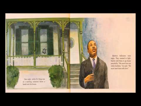 A Picture Book of Dr Martin Luther King Jr.