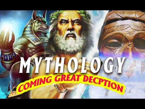 Mythology and the Coming Great Deception Rob Skiba Full Video