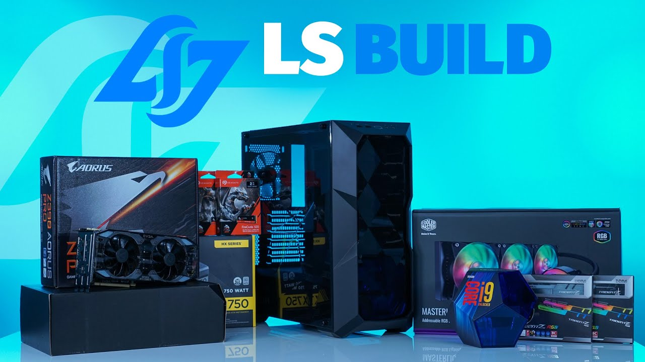 Download How to Build A PC - CLG LS PC - Giveaways + $3000 Build (9900k/2080Ti)
