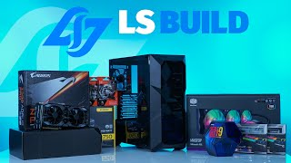 How to Build A PC - CLG LS PC - Giveaways + $3000 Build (9900k/2080Ti) | Robeytech