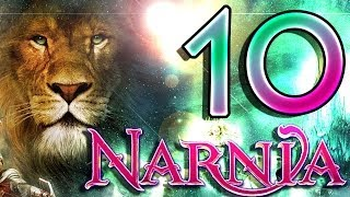 Chronicles of Narnia: The Lion, The Witch and The Wardrobe Walkthrough Part 10 (PS2, GCN, XBOX)