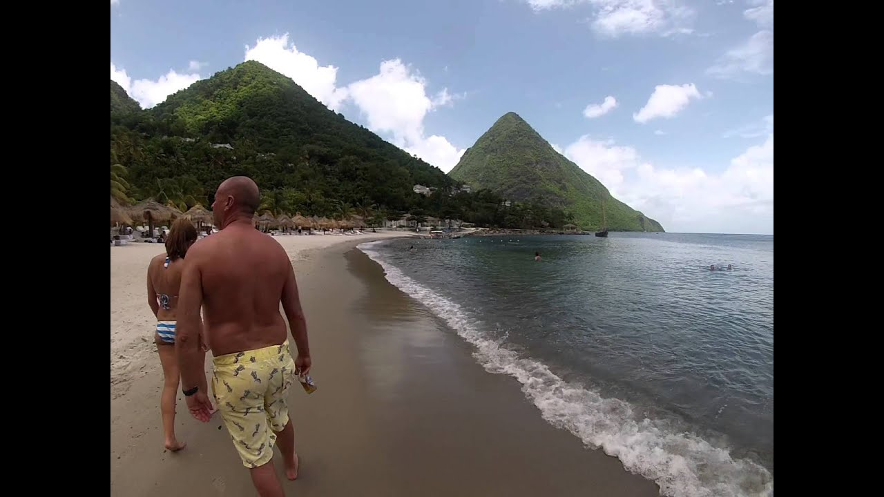 Sugar Jalousie Beach St Lucia 5 15 13