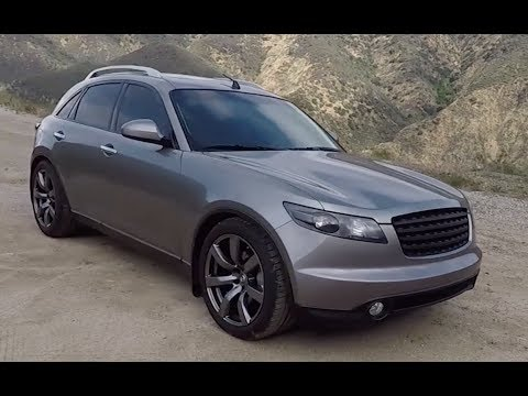 modified infiniti fx35 one take youtube